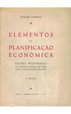 Elementos de Planificação Económica | de Araújo Correia