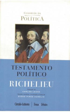 Testamento Político | de Richelieu