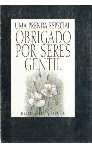 Obrigado Por Seres Gentil | de Helen Exley - Giftbook