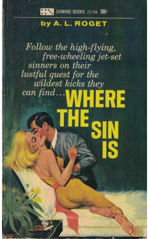 Where The Sin Is | de A. L. Roget
