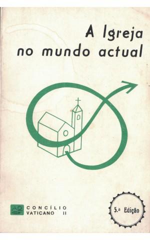 A Igreja no Mundo Actual | de Concílio Vaticano II
