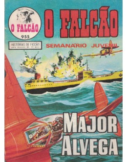 O Falcão - N.º 955 - Major Alvega