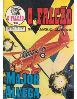 O Falcão - N.º 951 - Major Alvega