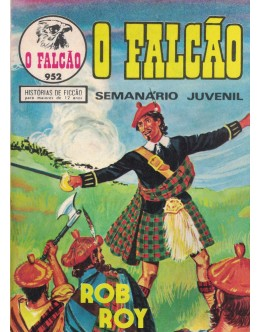 O Falcão - N.º 952 - Rob Roy