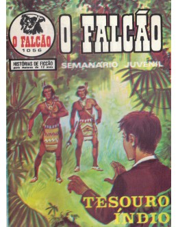 O Falcão - N.º 1056 - Tesouro Índio