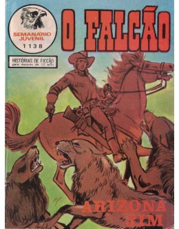 O Falcão - N.º 1138 - Arizona Jim