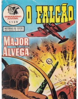 O Falcão - N.º 1139 - Major Alvega