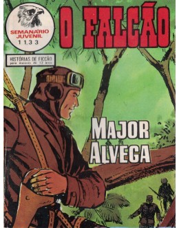 O Falcão - N.º 1133 - Major Alvega