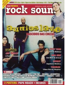 Rock Sound - N.º 3 - Dezembro de 2002