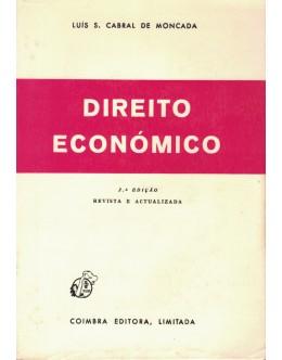 Direito Económico | de Luís S. Cabral de Moncada