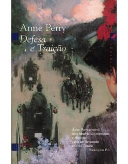 Defesa e Traição | de Anne Perry