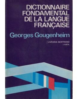 Dictionnaire Fondamental de la Langue Française | de Georges Gougenheim
