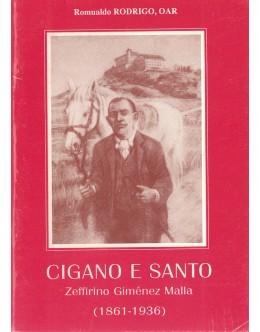 Cigano e Santo - Zeffirino Giménez Malla (1861-1936) | de Romualdo Rodrigo, OAR