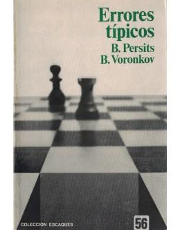 Errores Típicos | de B. Persits e B. Voronkov