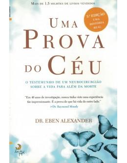 Uma Prova do Céu | de Dr. Eben Alexander