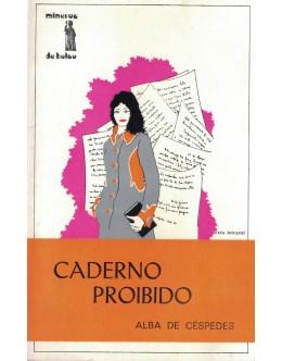 Caderno Proibido   de Alba de Céspedes
