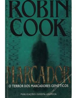 Marcador | de Robin Cook