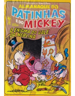 Almanaque do Patinhas e do Mickey N.º 19