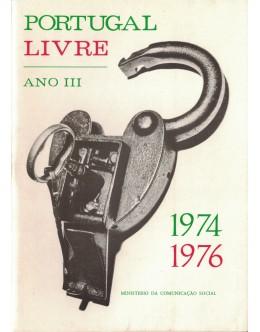 Portugal Livre - Ano III - 1974-1976