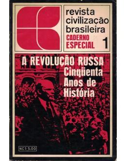 Revista Civilização Brasileira - Caderno Especial N.º 1 - Novembro de 1967