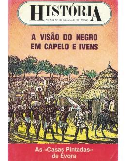 História - Ano XIII - N.º 144 - Setembro de 1991