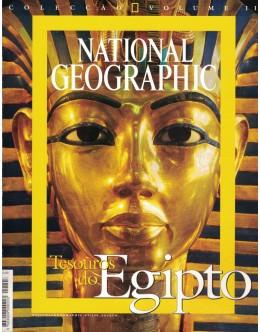 National Geographic - Tesouros de Egipto