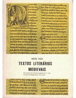 Textos Literários Medievais | de Mário Fiúza