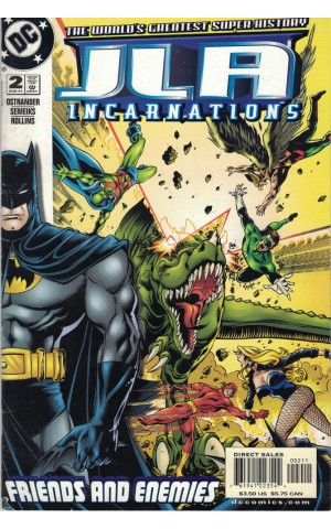 JLA: Incarnations No. 2