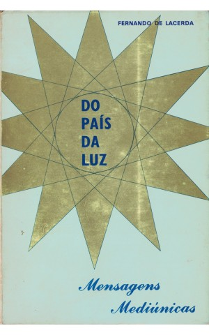 Do País da Luz - 1.º Volume | de Fernando de Lacerda