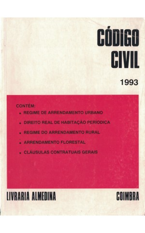 Código Civil 1993