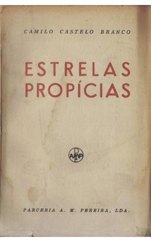 Estrelas Propícias | de Camilo Castelo Branco