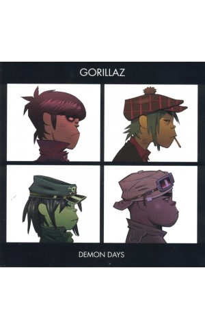 Gorillaz | Demon Days [CD]