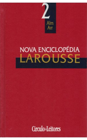 Nova Enciclopédia Larousse - Volume 2