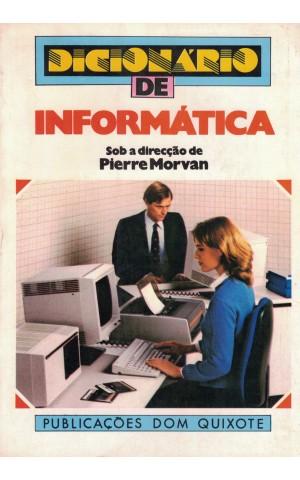 Dicionário de Informática   de Pierre Morvan