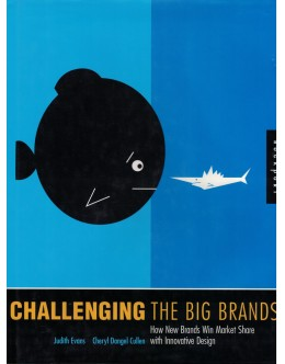 Challenging The Big Brands | de Judith Evans e Cheryl Dangel Cullen