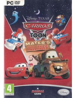 Carros Toon Mater's Tall Tales [PC DVD-ROM]