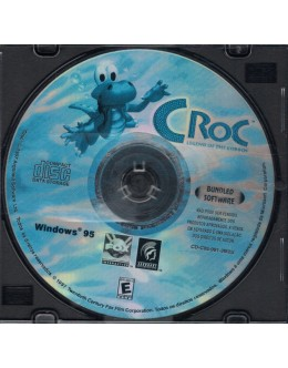 Croc - Legend of the Gobbos [PC CD-ROM]