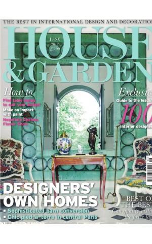 House & Garden - Volume 67 - Number 6 - June 2012