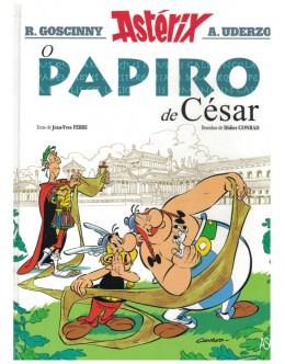 Astérix - O Papiro de César | de Jean-Yves Ferri e Didier Conrad