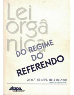 Lei Orgânica do Regime do Referendo