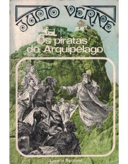 Os Piratas do Arquipélago | de Júlio Verne
