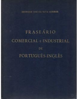 Fraseário Comercial e Industrial de Português-Inglês [2 Volumes] | de Henrique José da Silva Queiroz