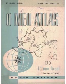 O Meu Atlas | de Evaristo Vieira e Guilherme Pimentel