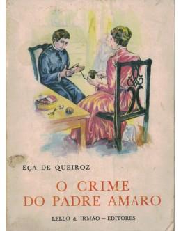 O Crime do Padre Amaro | de Eça de Queiroz