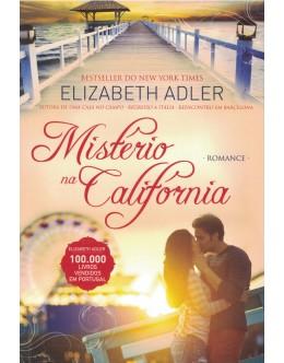 Mistério na Califórnia | de Elizabeth Adler