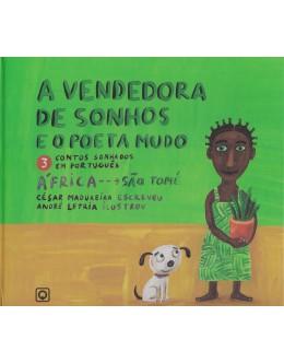 A Vendedora de Sonhos e o Poeta Mudo | de César Madureira e André Letria
