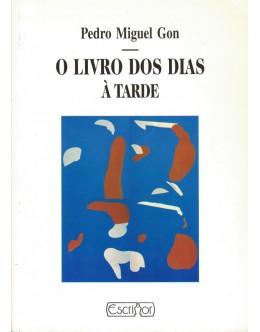 O Livro dos Dias à Tarde | de Pedro Miguel Gon