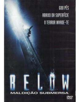 Below - Maldição Submersa [DVD]