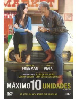 Máximo 10 Unidades [DVD]