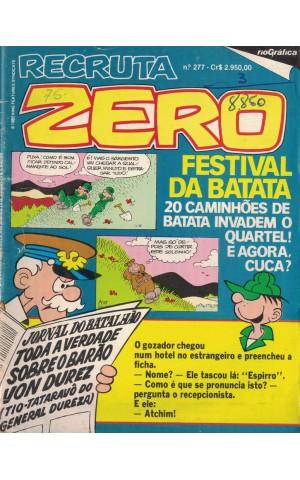 Recruta Zero N.º 277